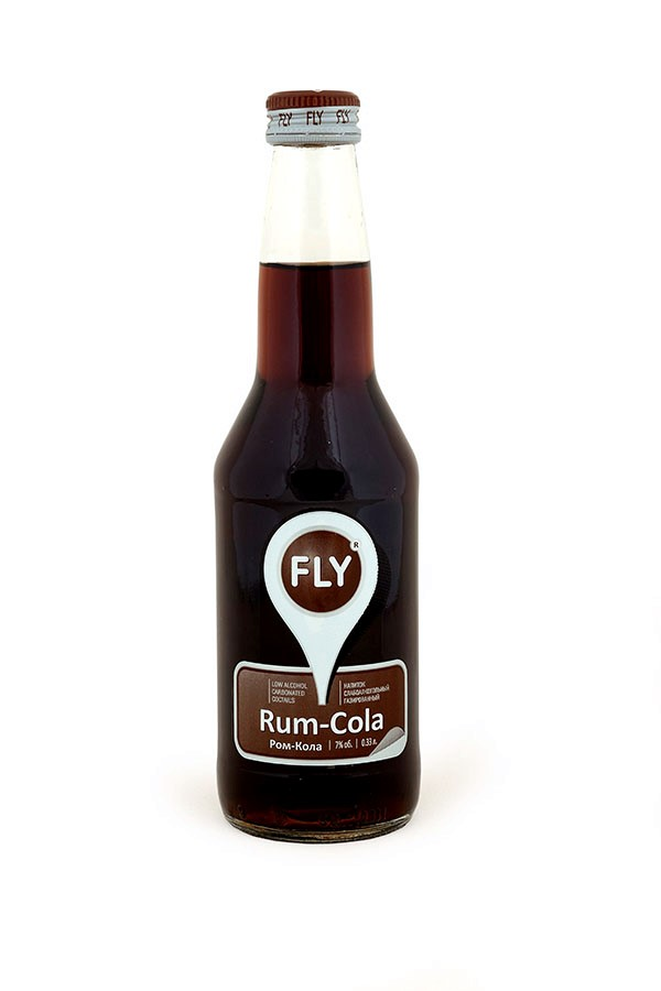 "FLY ""Rum-Cola"""